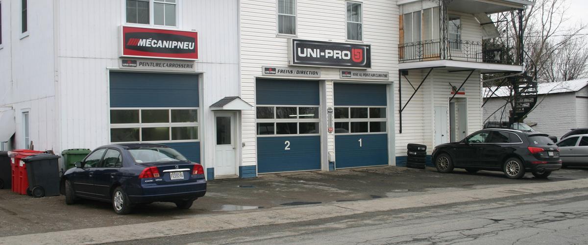 Garage Bernard Poisson - UNIPRO