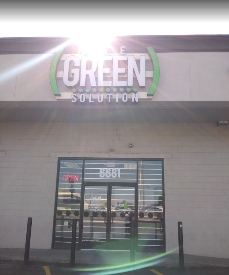 The Green Solution Recreational Marijuana Dispensary image 4