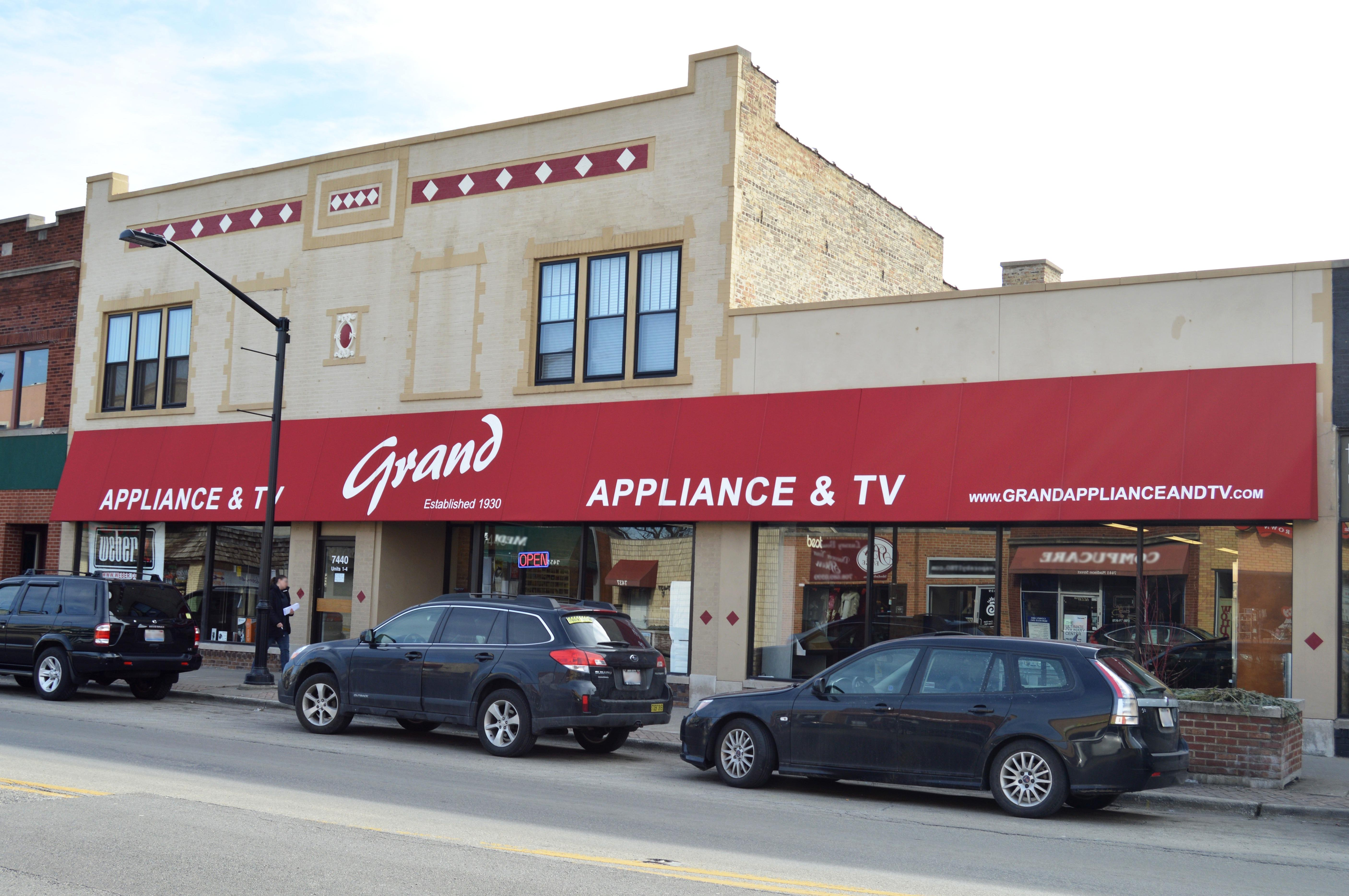 Grand Appliance And Tv Forest Park Il Coupons Near Me In