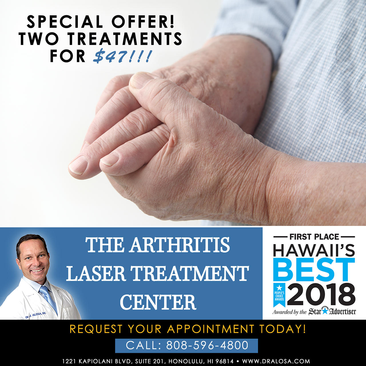 The Arthritis Laser Treatment Center image 11
