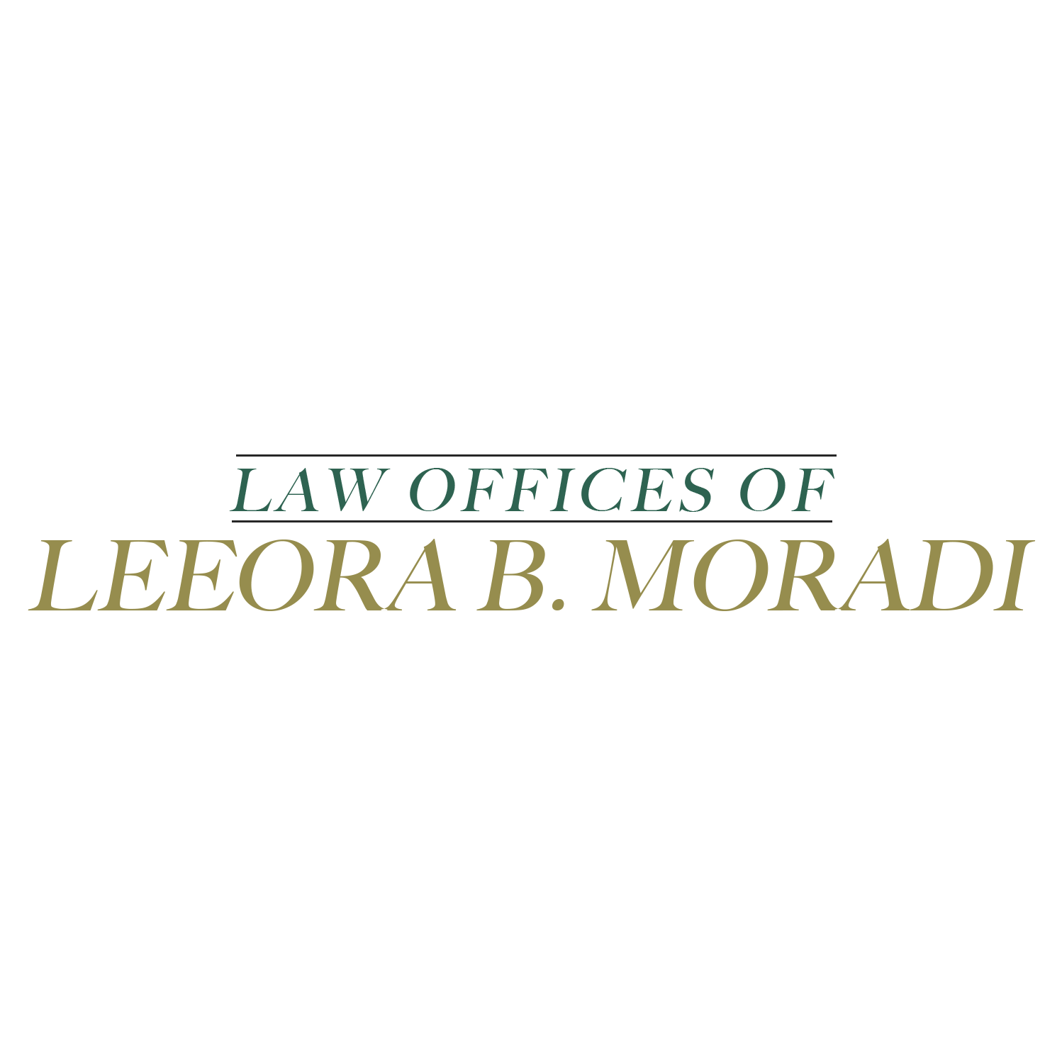 Law Offices of Leeora B. Moradi