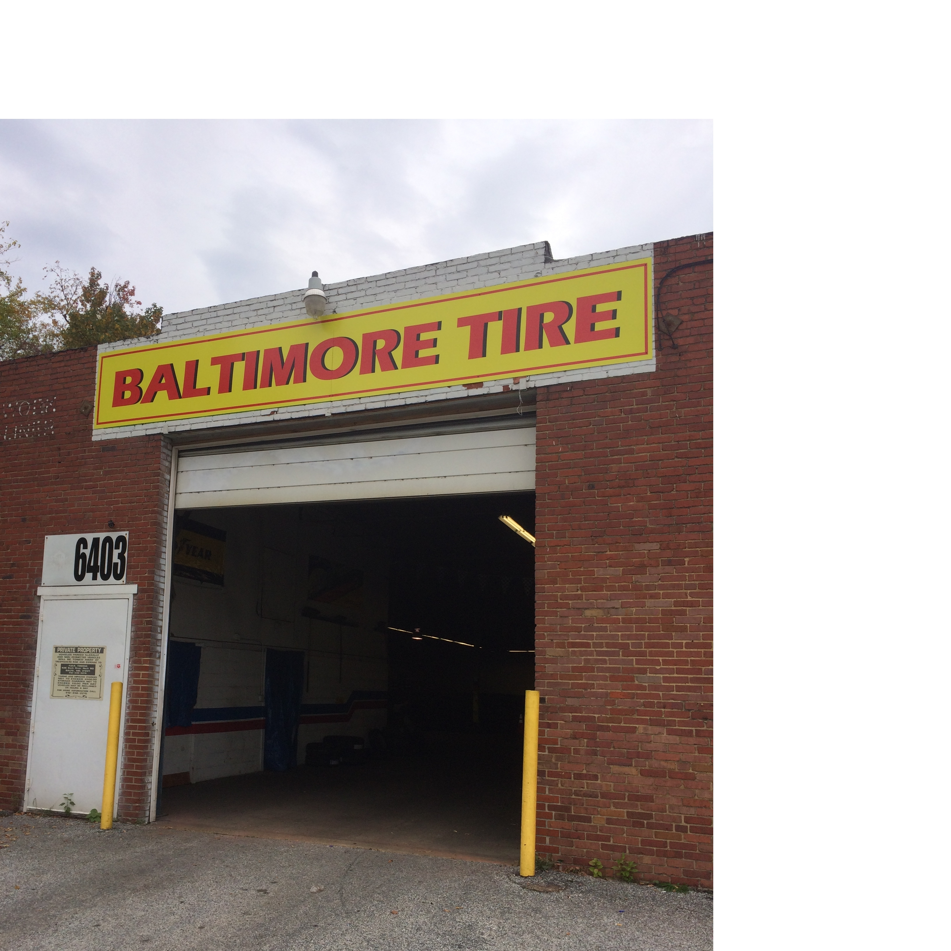 Baltimore Tires