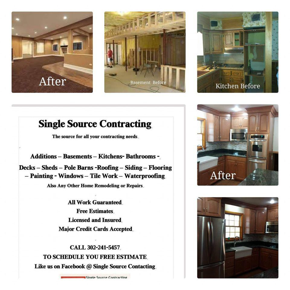 Single Source Contracting