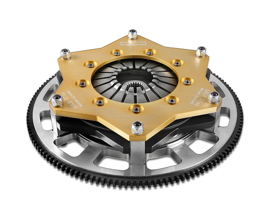 gold star racing clutches image 0