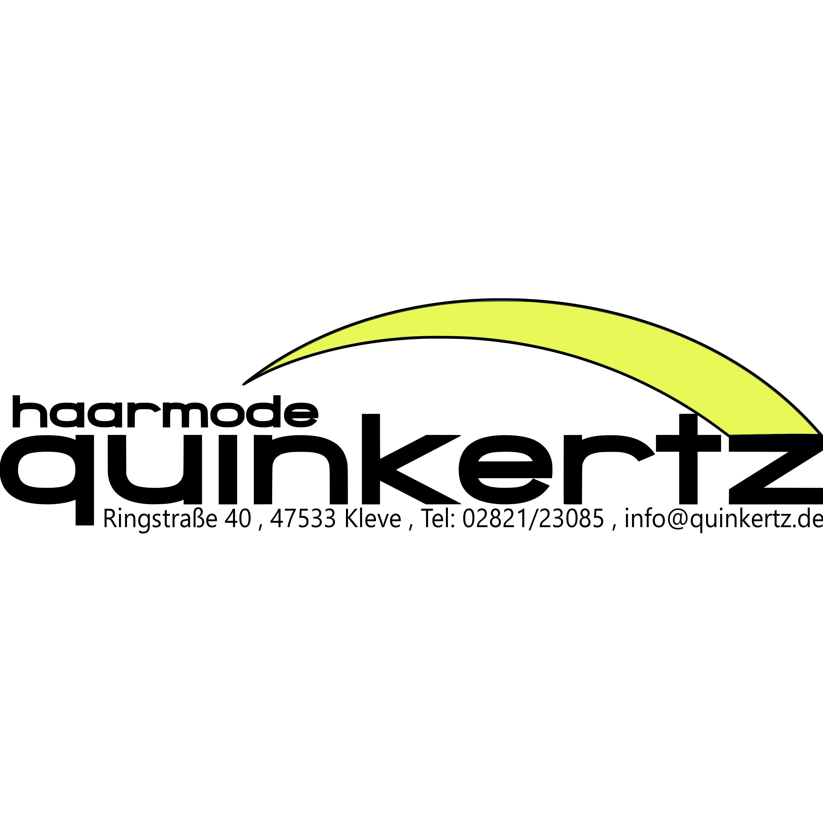 Logo von Haarmode Quinkertz