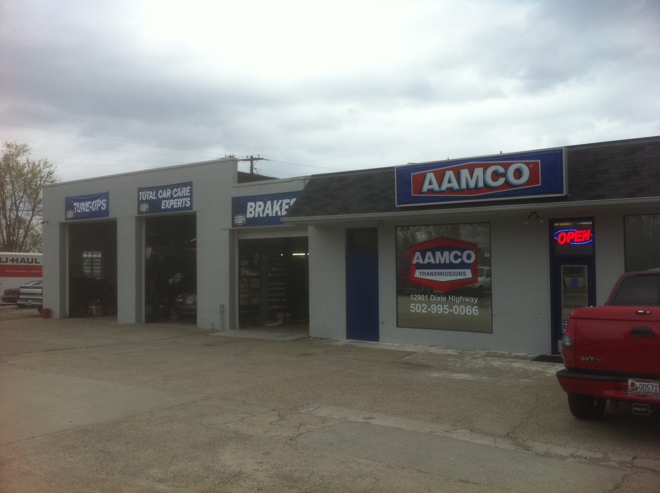 Aamco Transmission Total Car Care Louisville Ky 40272