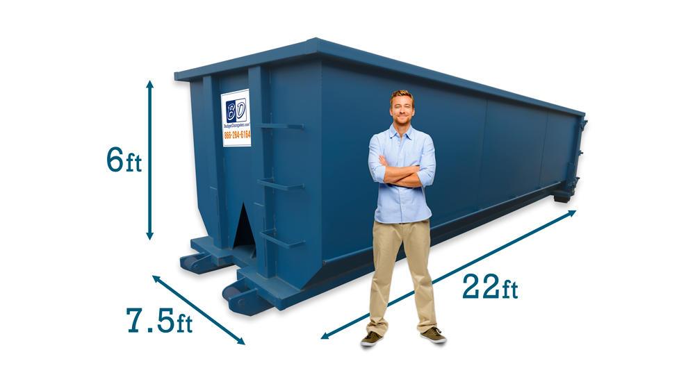Budget Dumpster Rental image 9