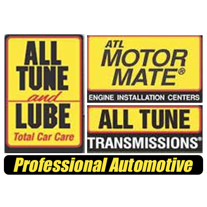 All Tune and Lube Professional Automotive