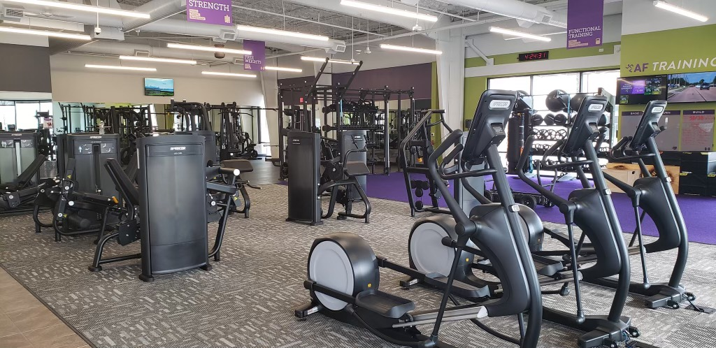 Anytime Fitness Woodforest