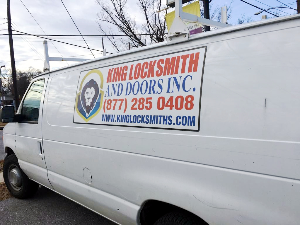 King Locksmith and Doors, Inc. image 21