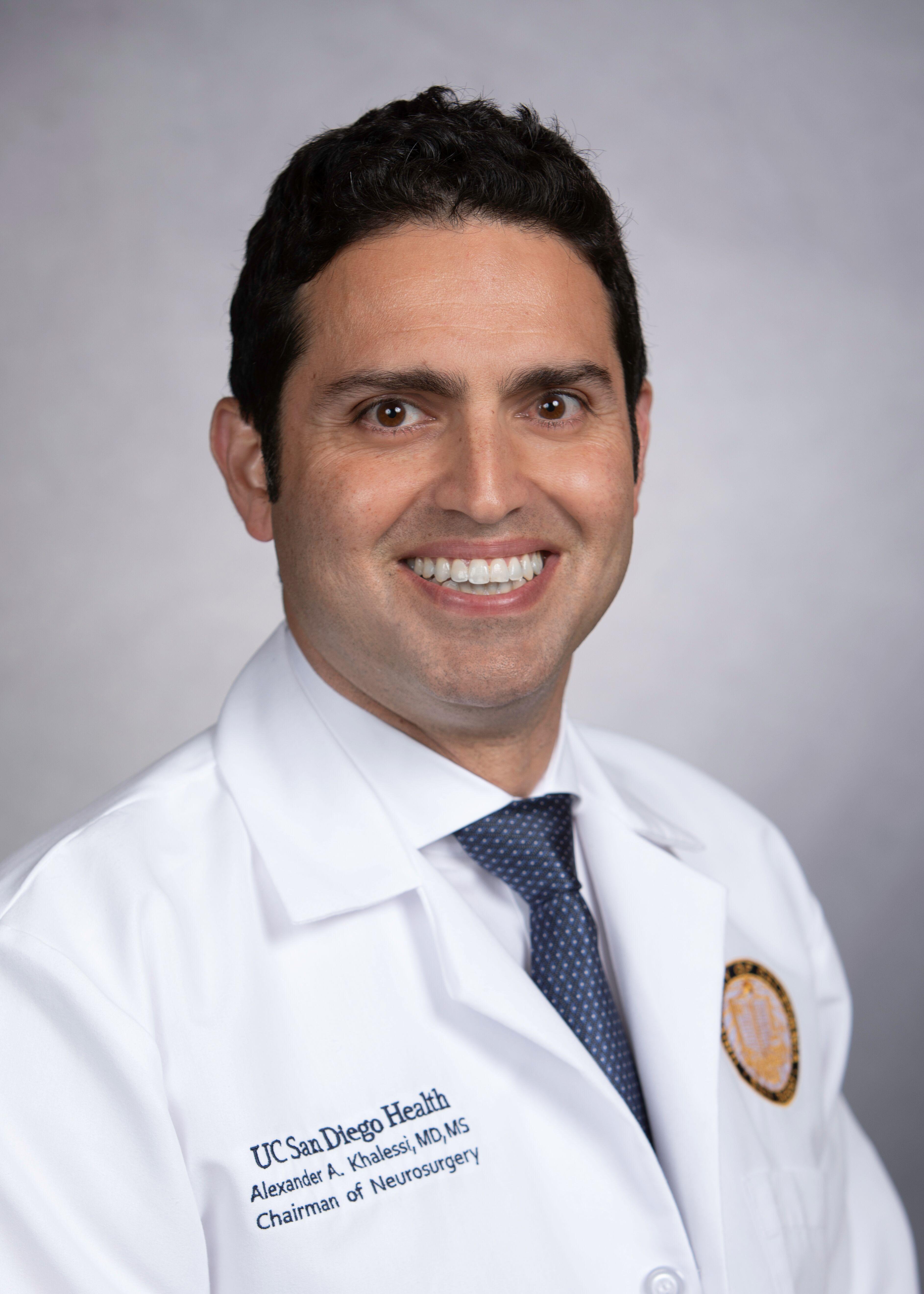 Image For Dr. Alexander A. Khalessi MD