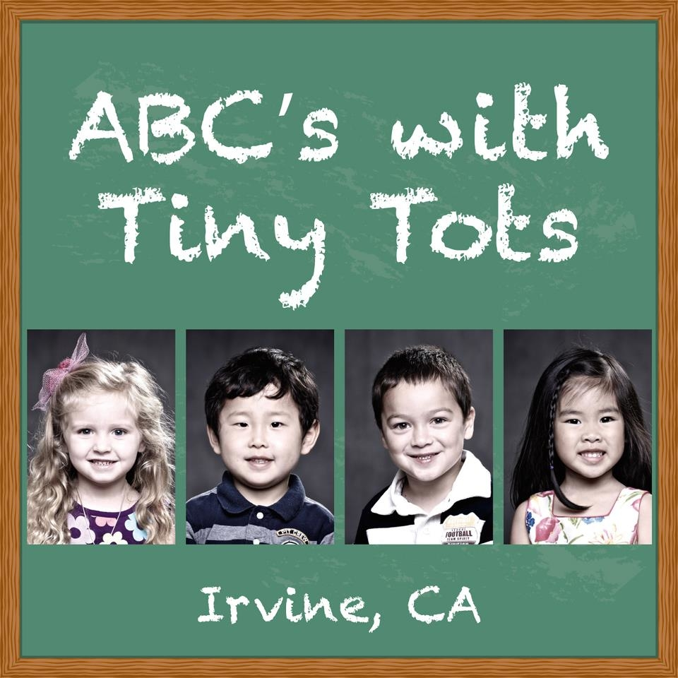 ABC'S with Tiny Tots image 0