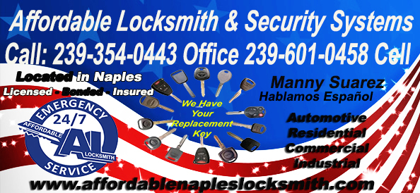 Affordable Locksmith & Security Systems, L.L.C
