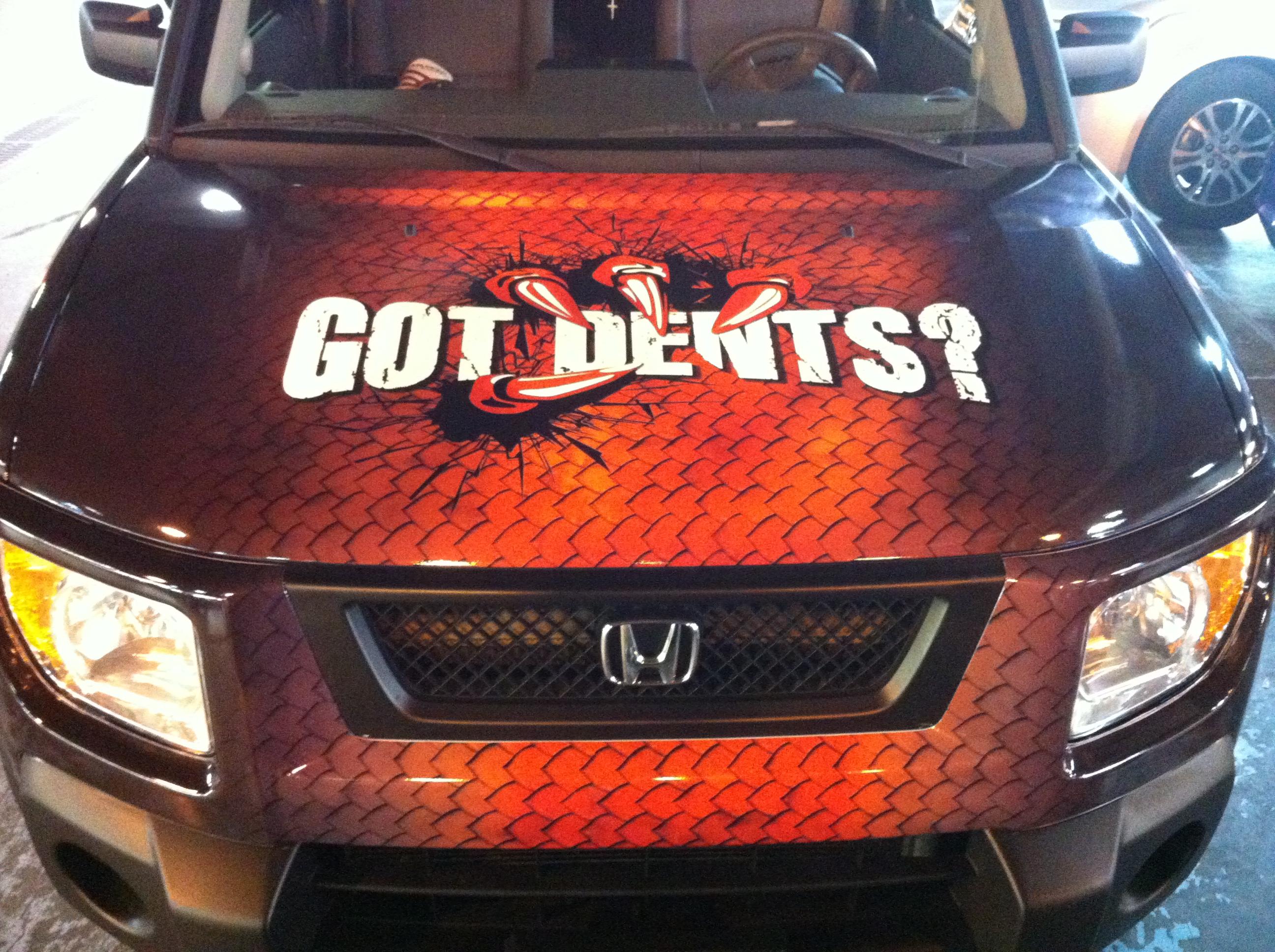 Indianapolis Dent Company - ad image