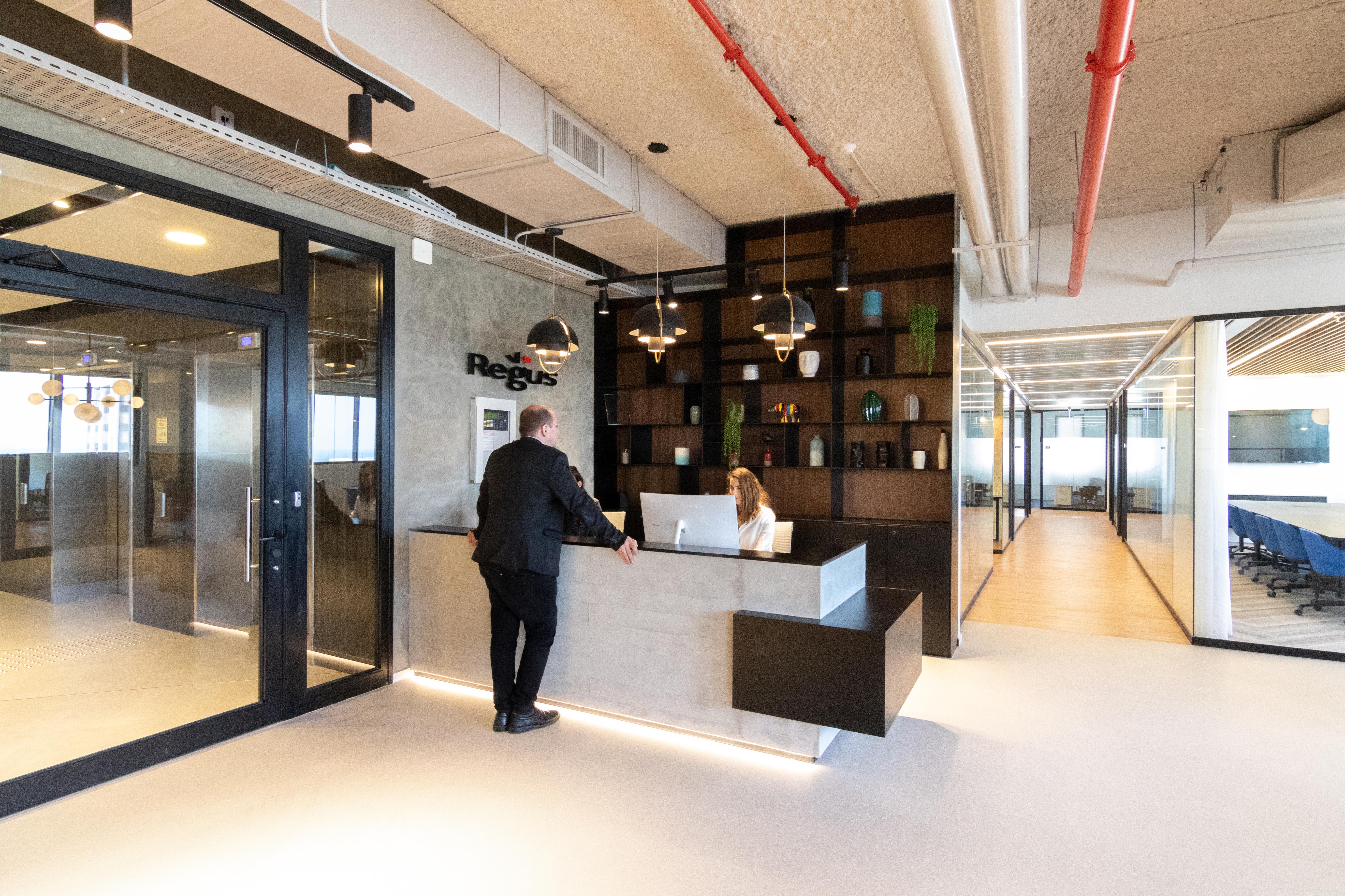 Regus - Haifa, Pal- Yam Business Centre LTD