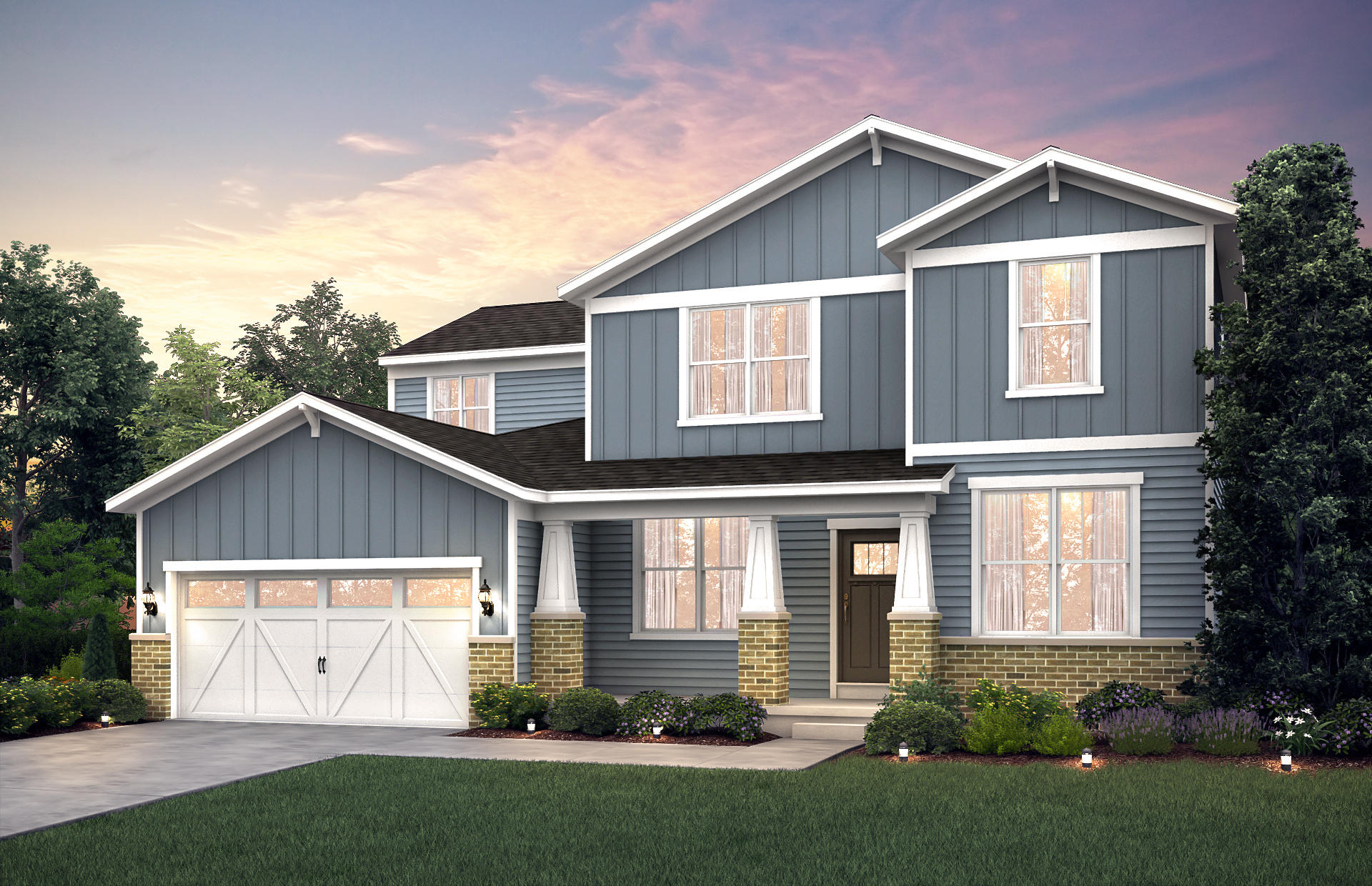 Finley Park by Pulte Homes image 1