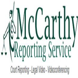 McCarthy Reporting Service