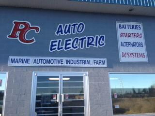 PC Auto Electric Ltd in Duncan