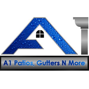 A1 Patios, Gutters N More - Aluminum Gutters | Seamless Gutters | Patio Covers