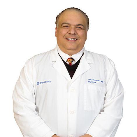 Image For Dr. Samir Sabah Iskander MD