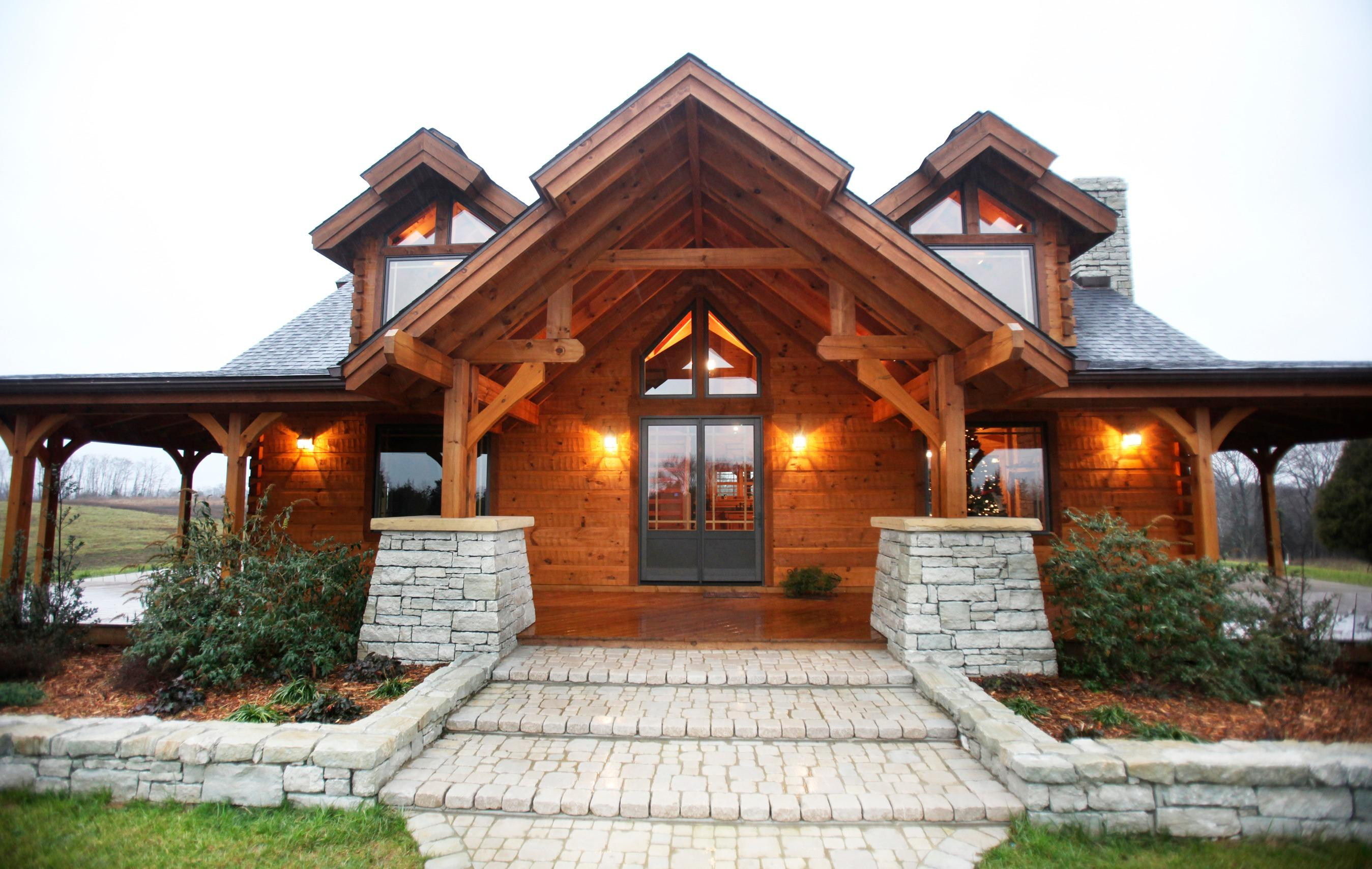Countrymark Log Homes In Louisville Ky 844 338 3