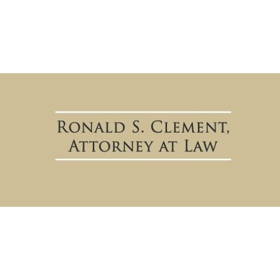 Ronald S. Clement Attorney At Law