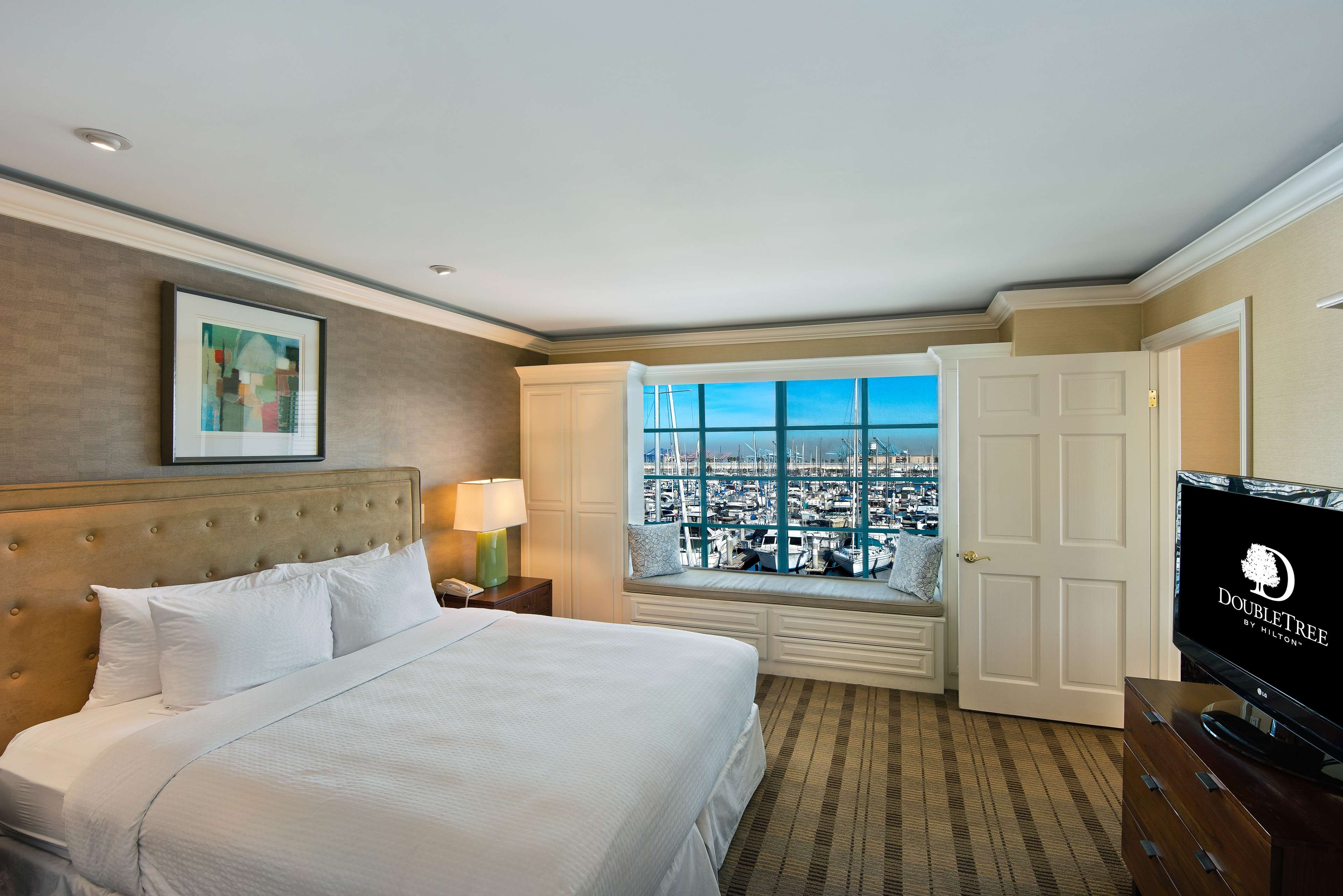 DoubleTree by Hilton Hotel San Pedro - Port of Los Angeles image 21