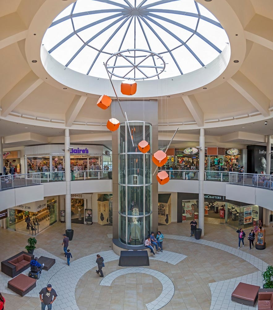 Montebello Town Center is a shopping mall located mostly within the city limits of Montebello, California. A small portion of its eastern side is actually within the city limits of Rosemead, California.