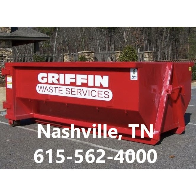 Nashville Dumpster Rentals - Griffin Waste Middle TN image 2