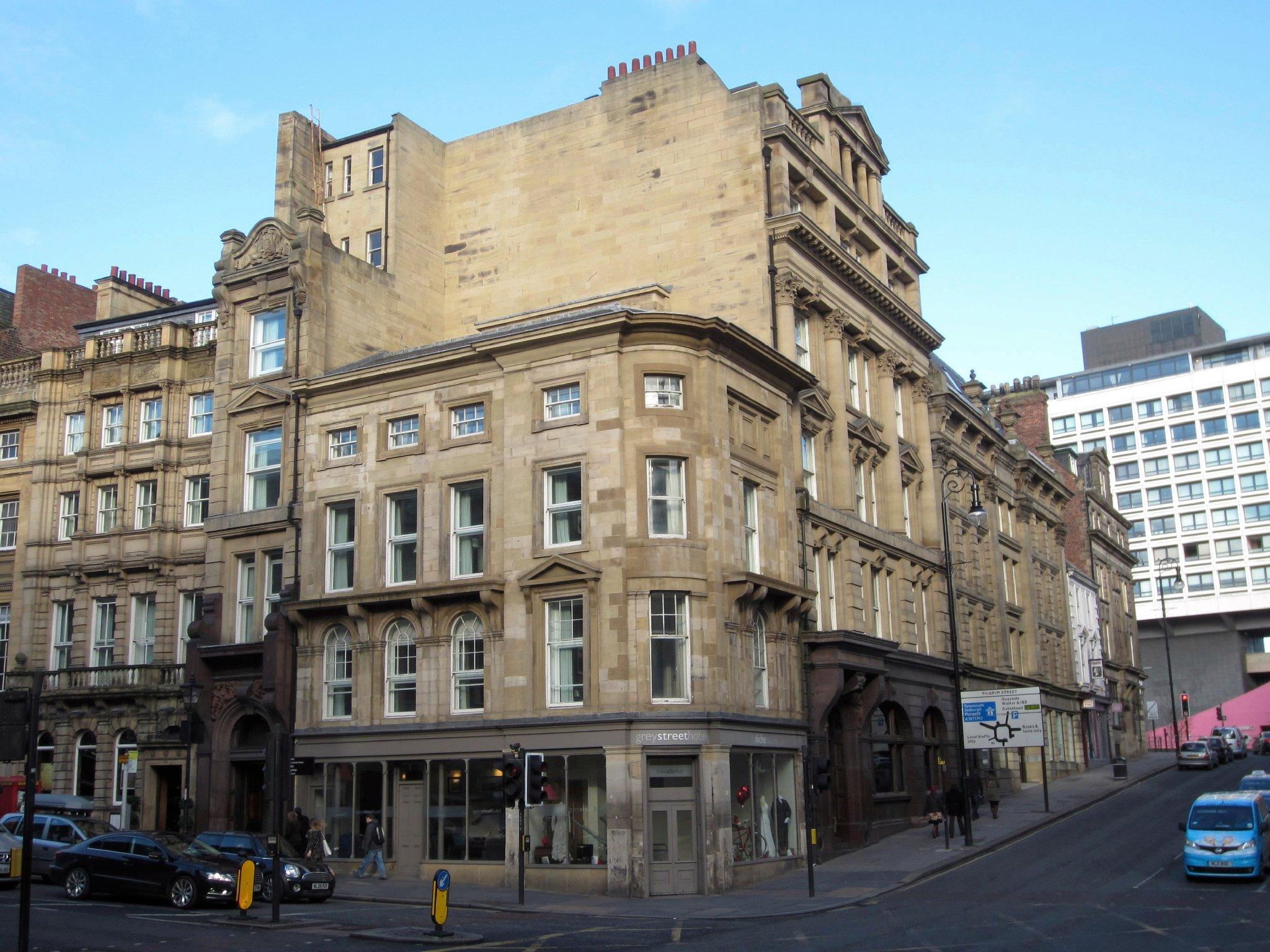 Restaurants Grey Street Newcastle