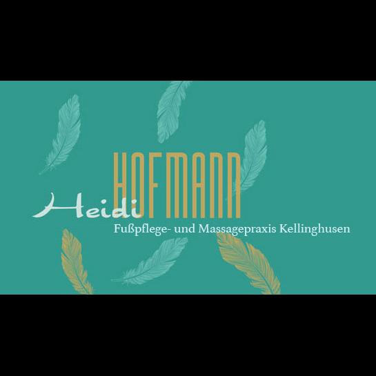 Logo von Heidi Hofmann Fußpflege- & Massagepraxis Kellinghusen