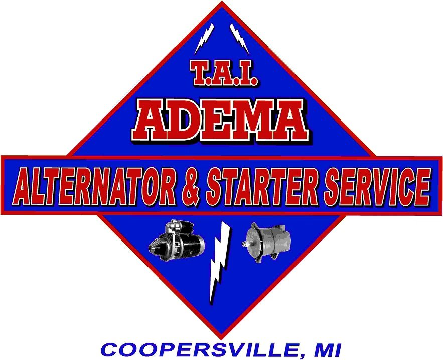 Adema Alternator and Starter Service