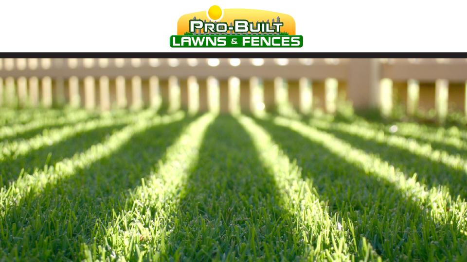 Pro-Built Lawns & Fences image 0