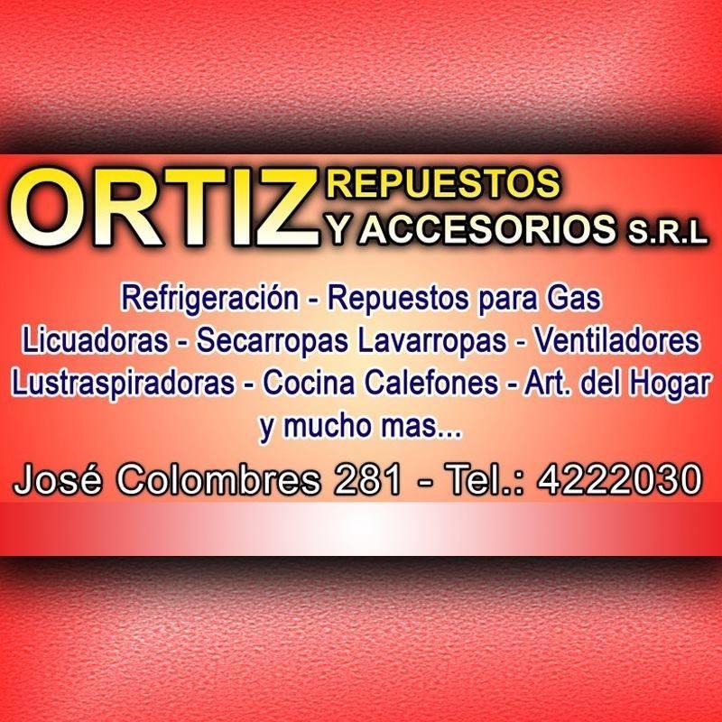 Ortiz - Repuestos y Accesorios