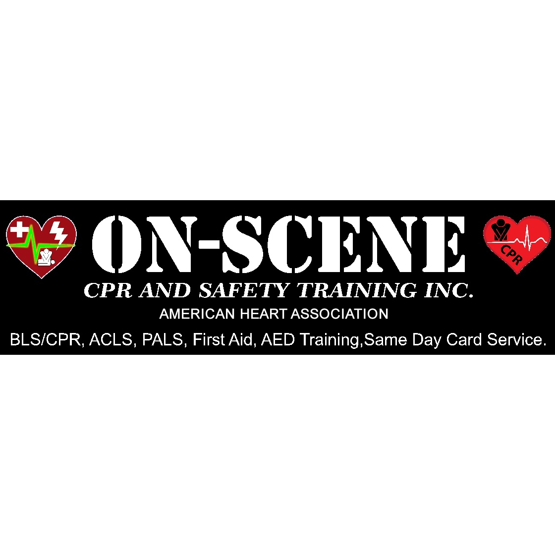 On Scene CPR & Safety Training Inc.