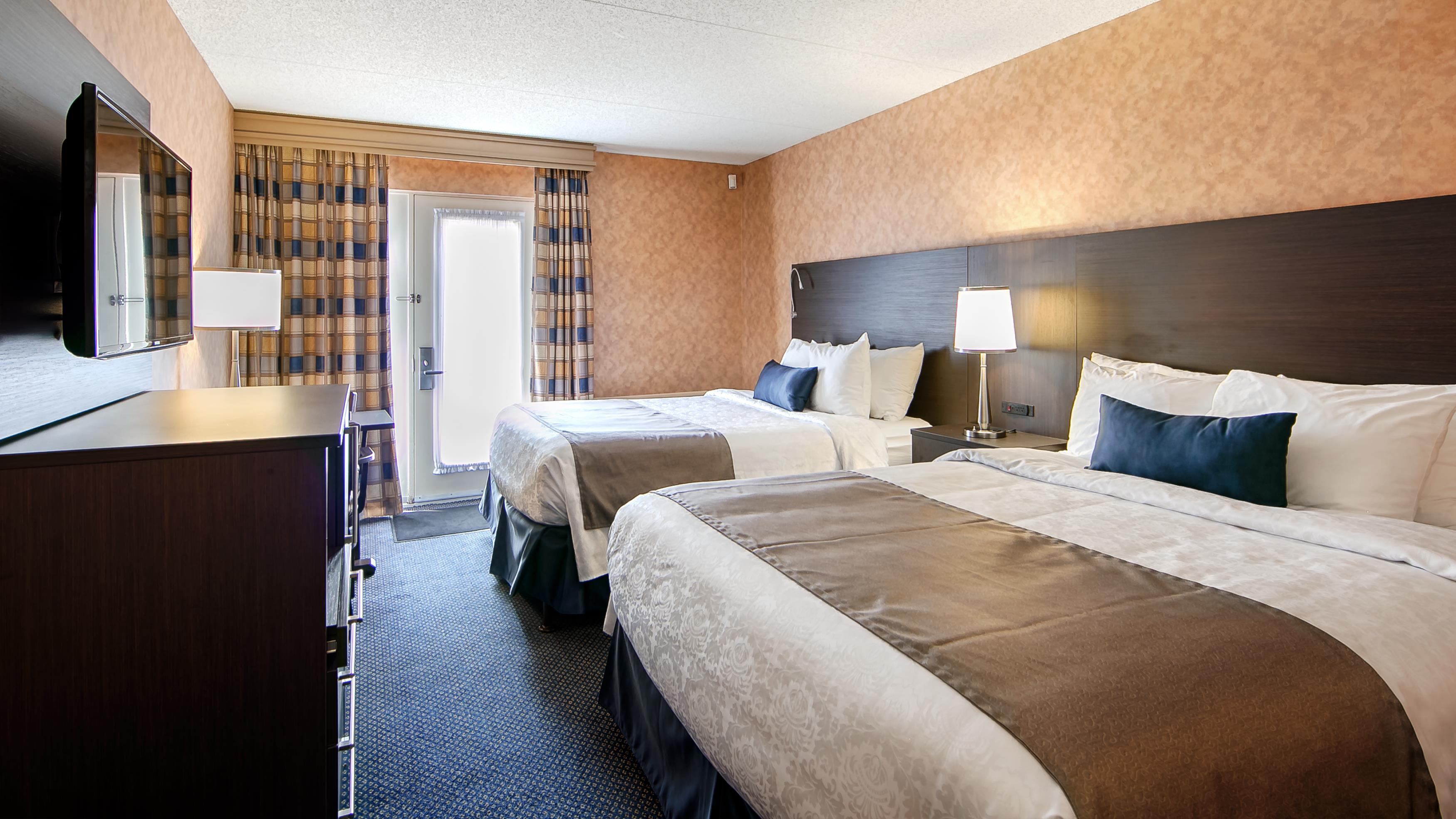 Best Western Hotel Brossard à Brossard: Queen Room