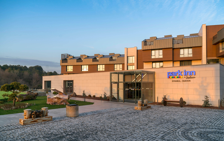 Park Inn by Radisson Istanbul Airport, Odayeri