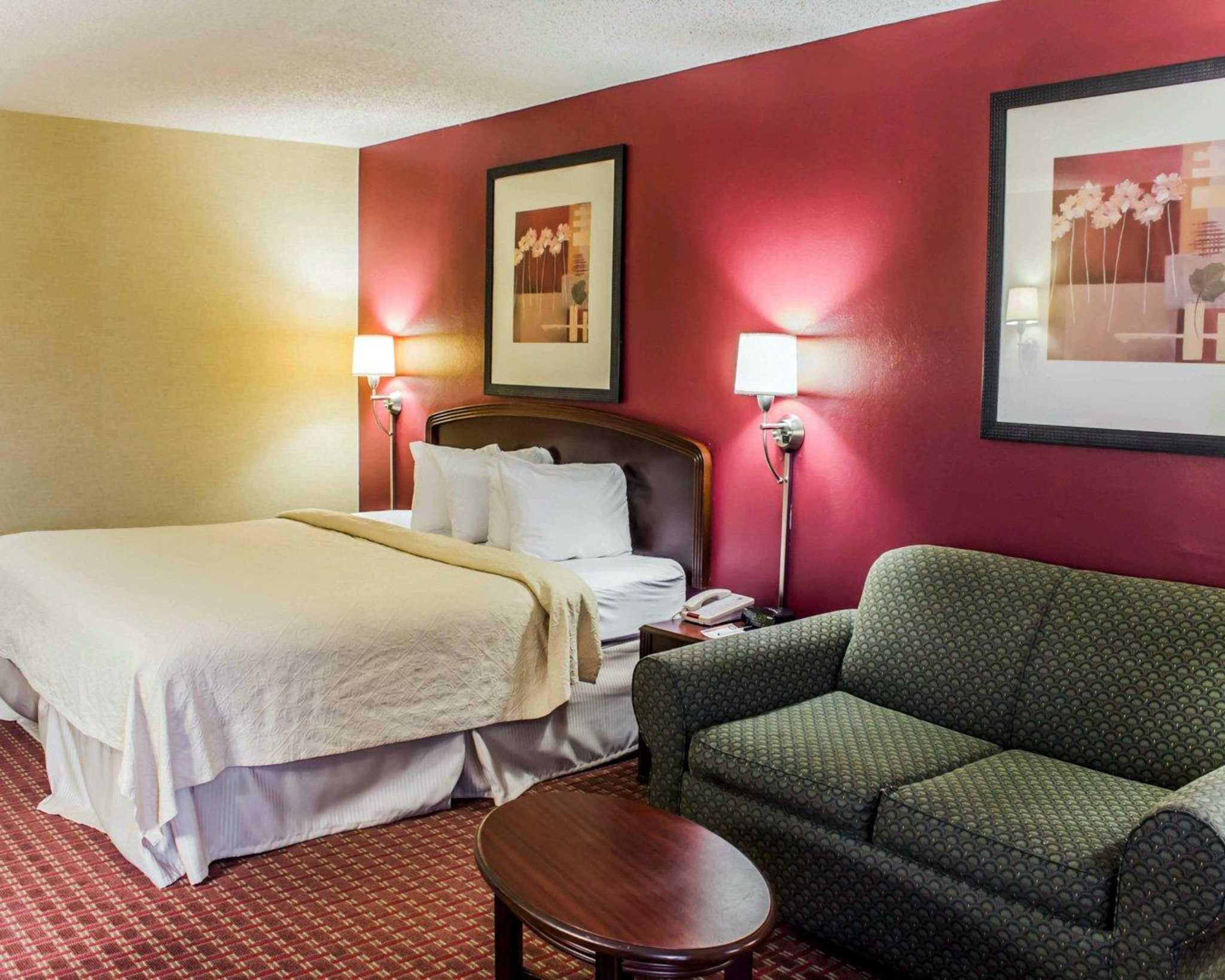 Quality Inn Roanoke near Lake Gaston image 11