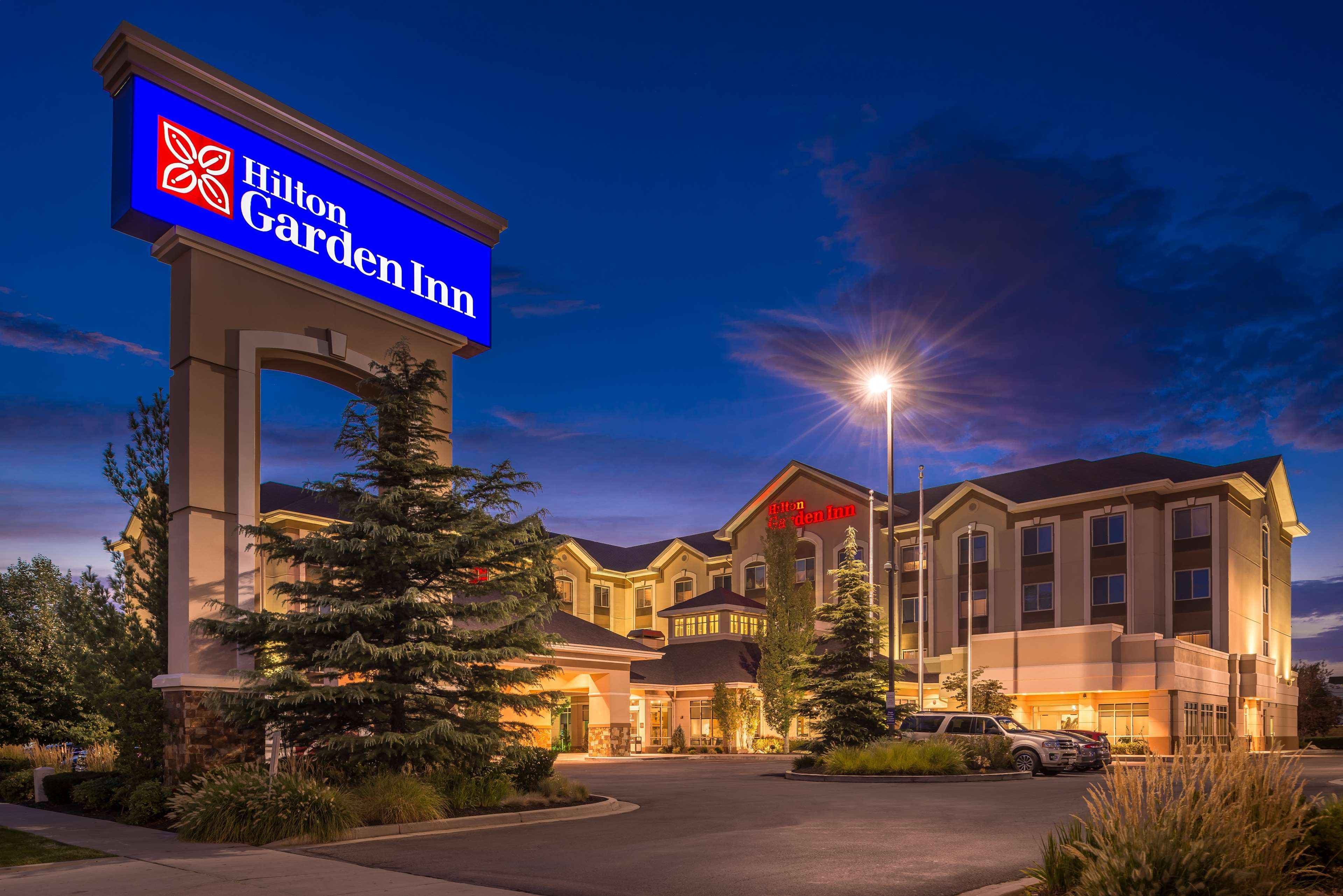 Hilton Garden Inn Salt Lake City Downtown image 6