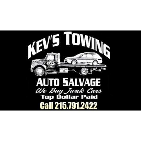 Kevs Towing & Auto Salvage
