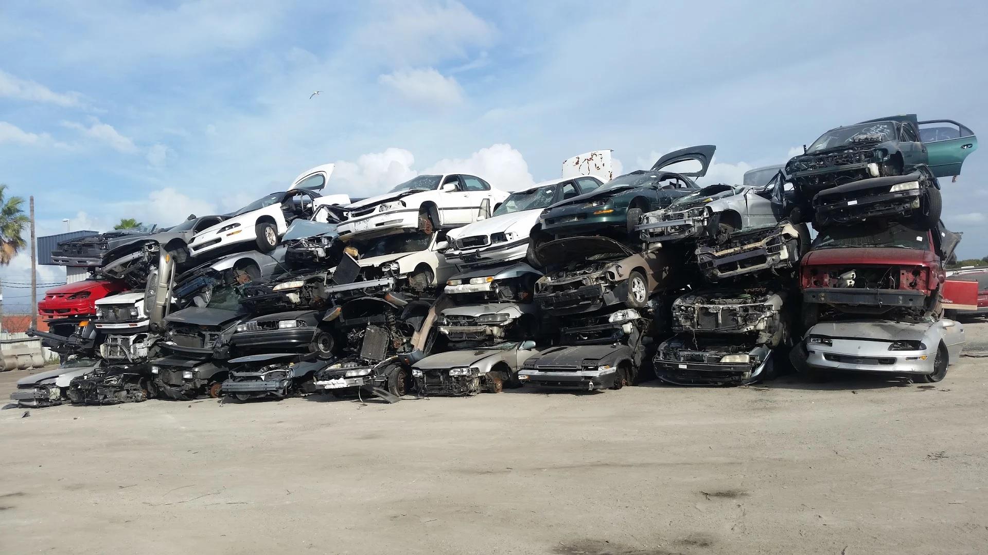 Junk car PHD, Piled Higher and Deeper