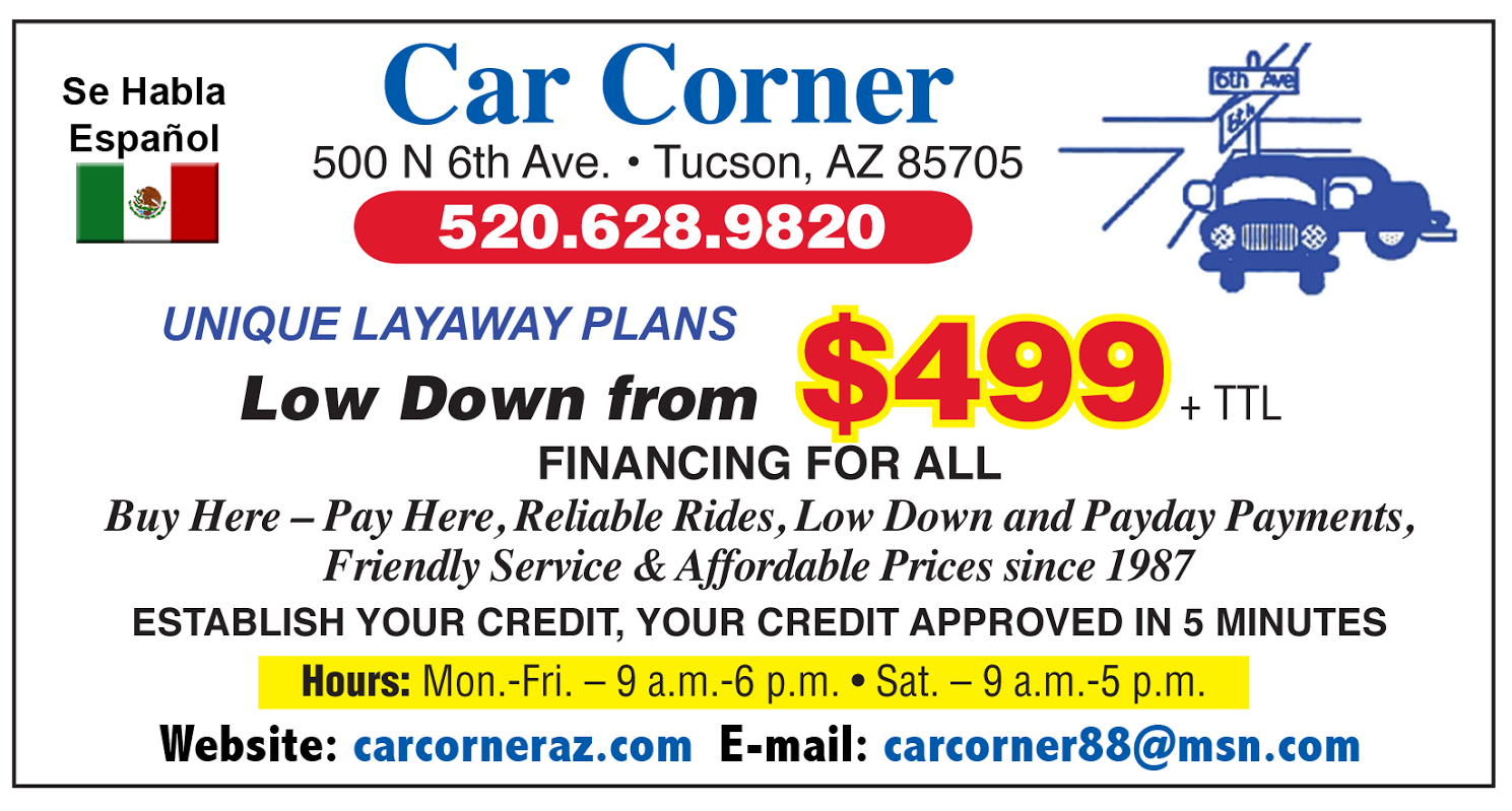 Car Corner