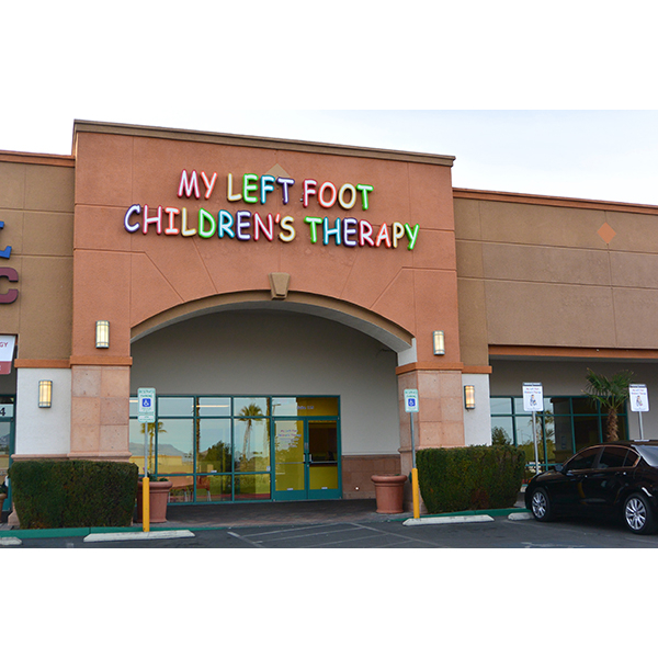 My Left Foot Children's Therapy