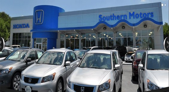 southern motors honda at 10300 abercorn st savannah ga