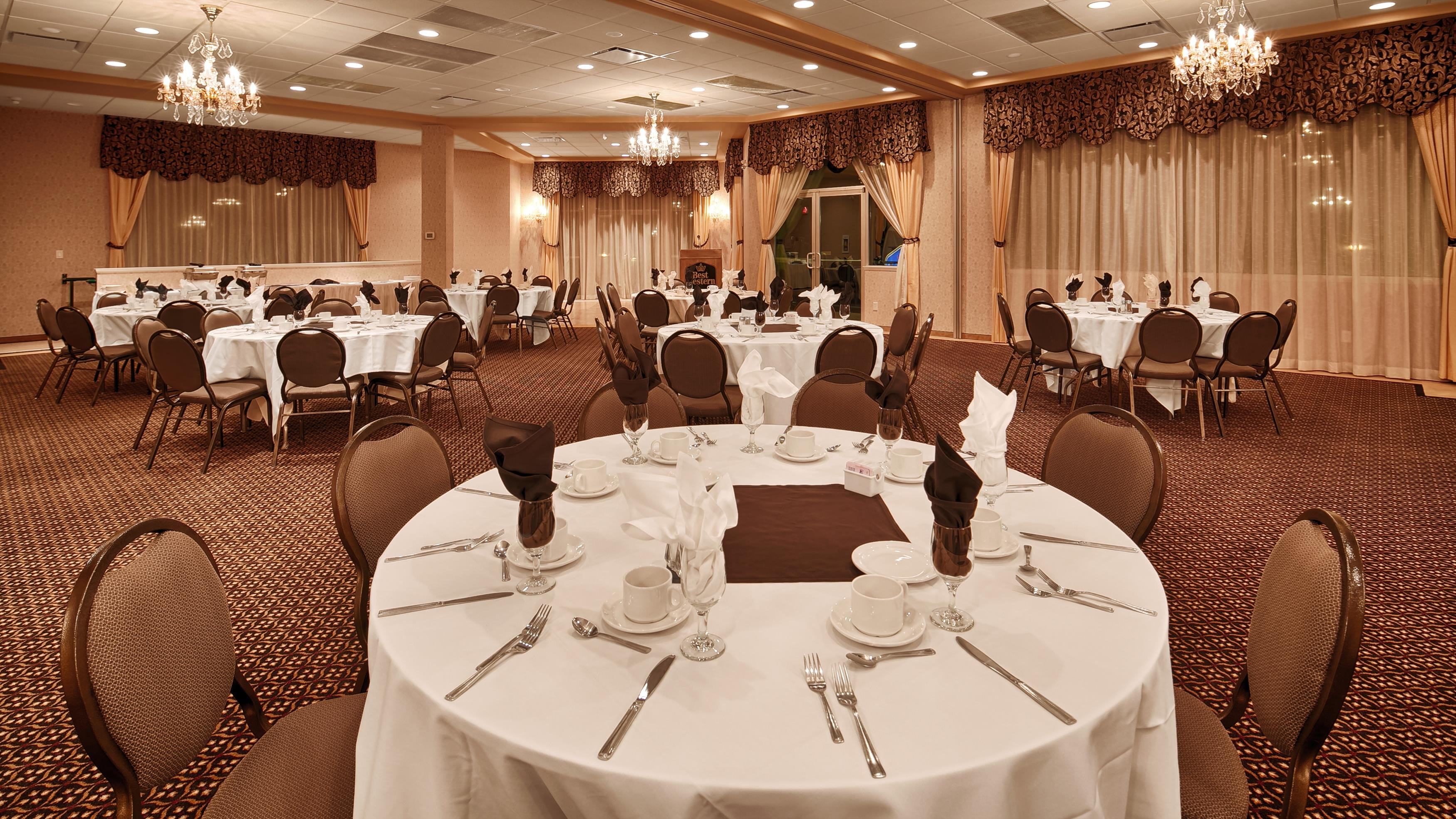 Best Western Plus Mission City Lodge in Mission: Banquet Room