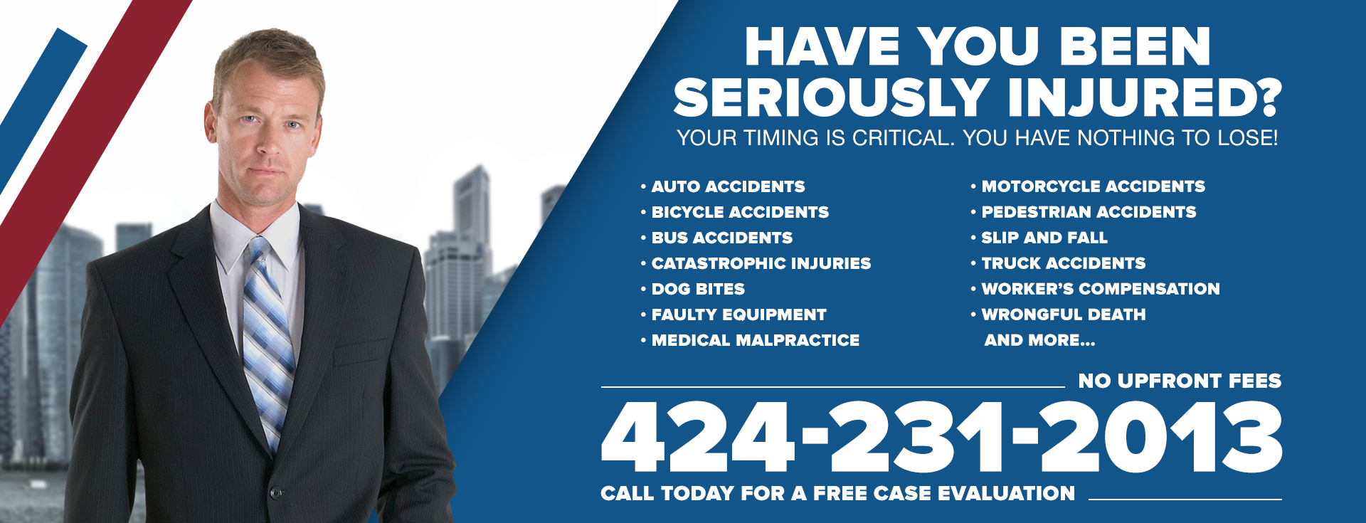Los Angeles Personal Injury Attorney image 0