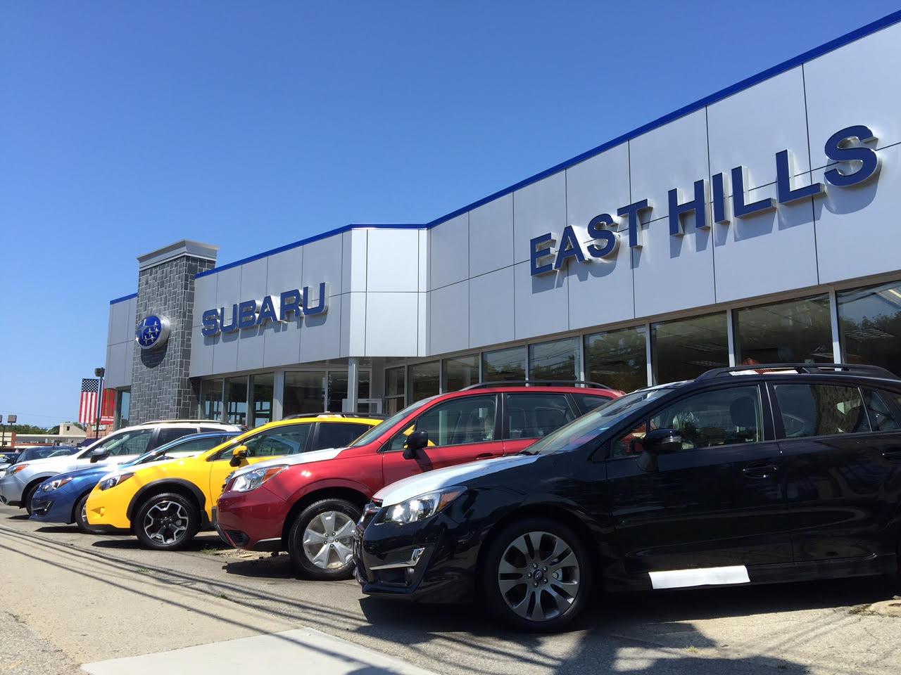 East Hills Subaru image 0