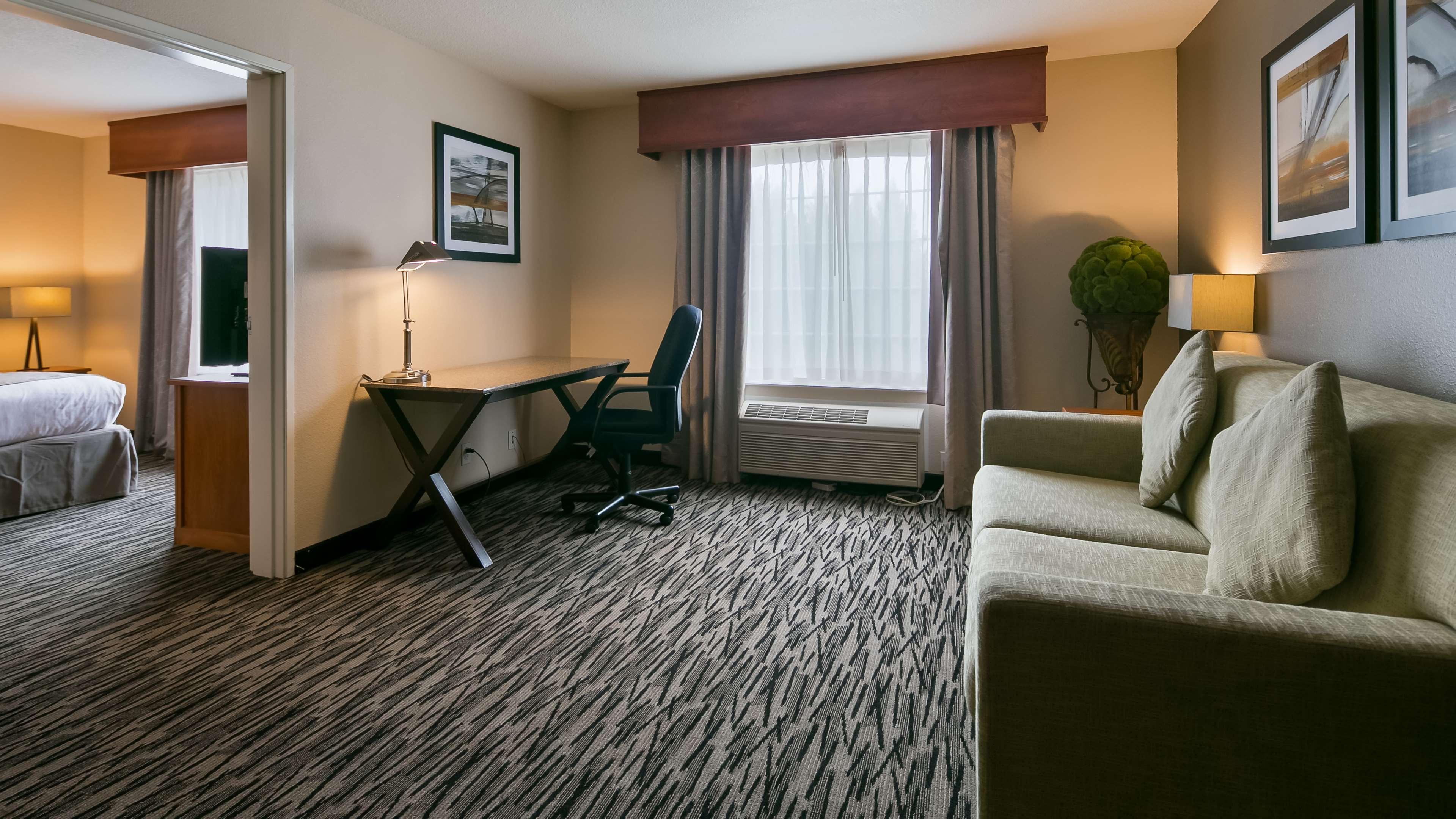 Best Western Plus Mountain View Auburn Inn image 26