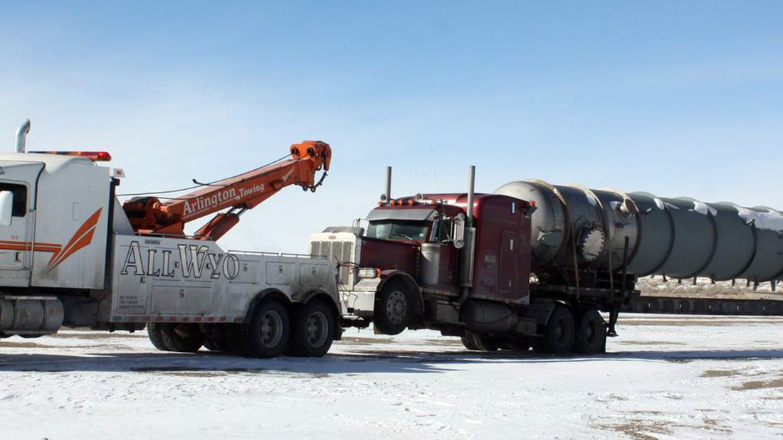 All Wyo State Towing image 0