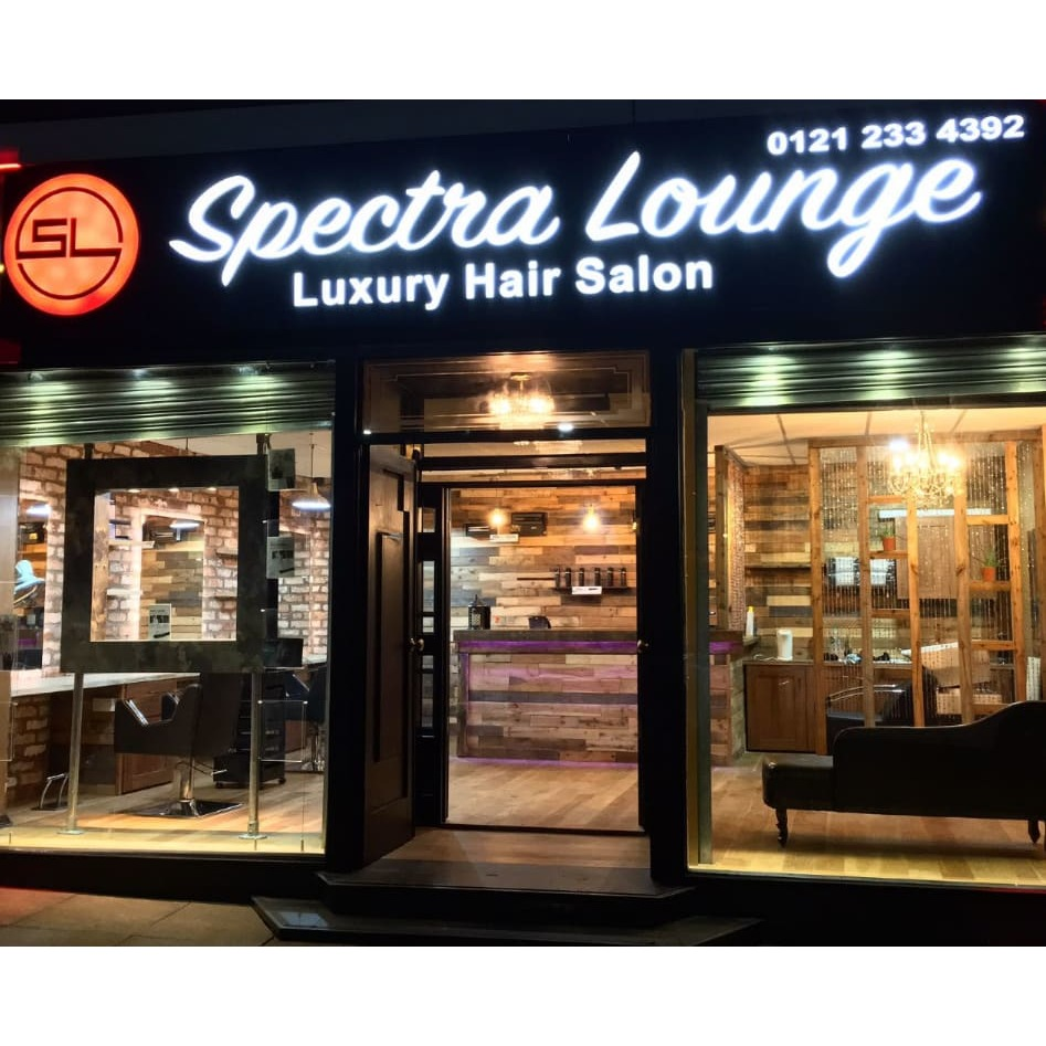 Spectra lounge hair salon beauty salons in birmingham for Hair salon birmingham
